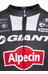 Etxeondo Replica Team Giant-Alpecin Standard Jersey Men white/black